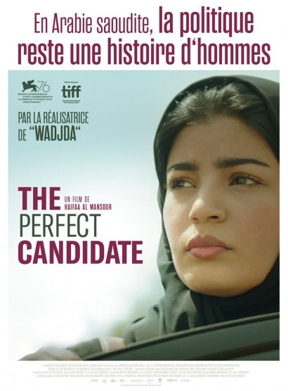 Affiche du film The perfect candidate